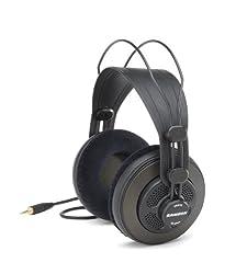 cheap Samson Technologies SR850 Semi-Open Studio Reference Headphones Black