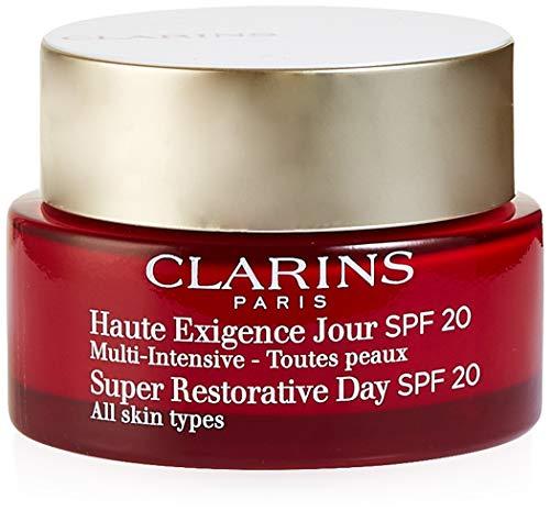 Clarins Multi Intensive Anti-Aging-Tagescreme mit SPF 20 für alle Hauttypen für Damen 50ml