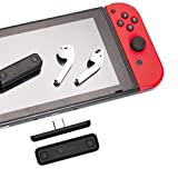 GuliKit Route Air Bluetooth 5.0 Audio USB Transmitter for Nintendo Switch & Lite & PS4, USB-C to A Wireless Connector