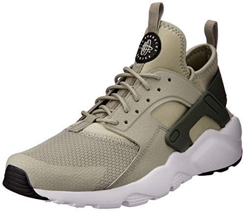 Nike Air Huarache Run Ultra GS, Zapatillas de Atletismo Hombre, Multicolor (Spruce Fog/Black/Mineral Spruce/White 300), 37.5 EU