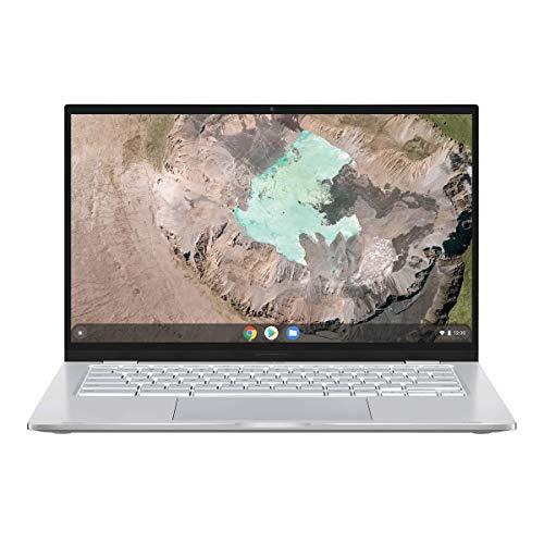 ASUS 14 inch Chromebook C425TA Full HD Laptop (Intel Core M3-8100Y, 4GB RAM, 64GB eMMC, Chrome OS, Backlit Keyboard)