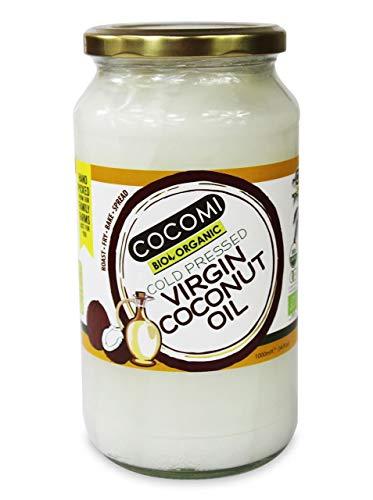 Aceite de coco virgen BIO 1 L - COCOMI