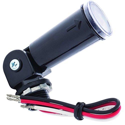 LED Swivel Mount Photo Control 120-277V Dusk to Dawn Photo Sensor, Photocell for Wall Packs
