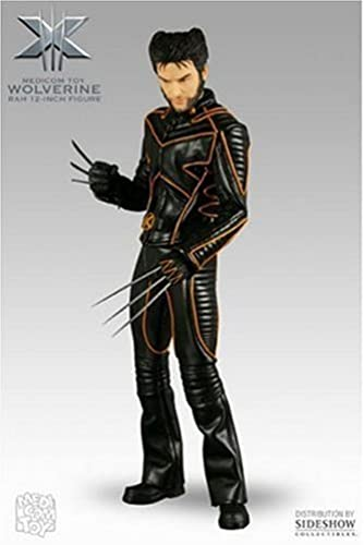 X-Men  The Last Stand - Wolverine RAH 30cm Figur
