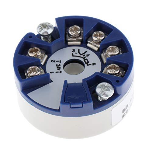 dailymall 4-20mA Intelligente Temperatur Transmitter Modul fit für K/S/R/B/T/E-Typ Thermoelement, Hohe Präzision