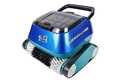 Blue Wave NE9865 Meridian Robotic Pool Cleaner, Blue, Teal