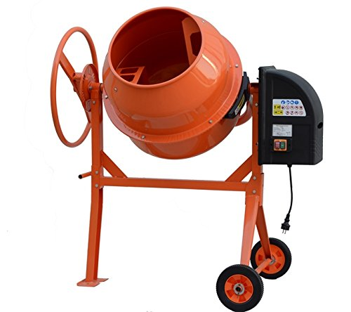Calcestruzzo cemento mixer 140 litri