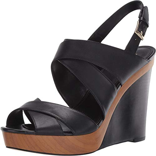 Michael Michael Kors Dana Wedge Black 8.5