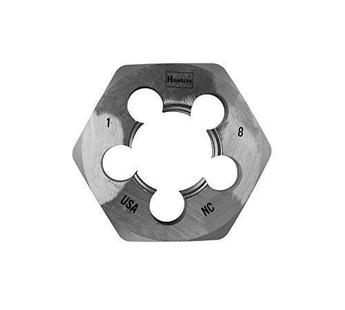 Hanson 8465 Die 1-8 1 13/16 NC Sh, for Tap Die Extraction