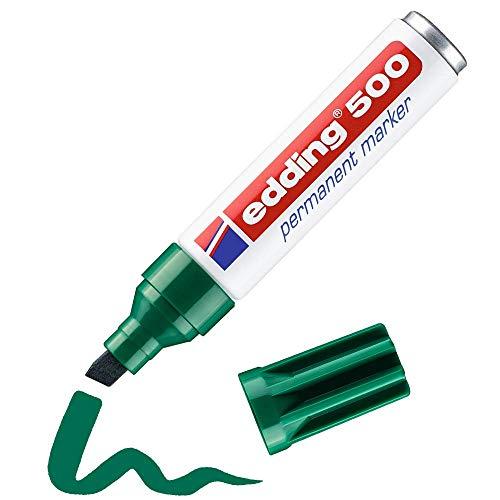 Edding 500-04 Permanentmarker grün
