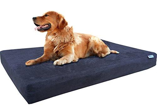 Dogbed4less Premium XL Orthopedic Memory Foam Dog...