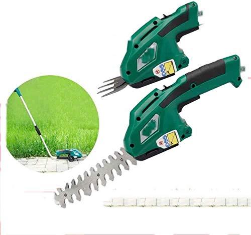 Tondeuse, sans fil Cisaille à gazon/Arbuste Trimmer Combo, Herbe batterie Cutter extérieur Outils électriques 6.16