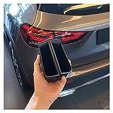POLKMN Cubierta de Almacenamiento de la Puerta del reposabrazos del reposabrazos de la Puerta del reposabrazos para Mercedes Benz Gla 180 200 2020-2021 Organizador de Interiores Accesorios