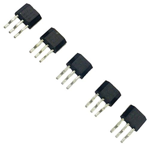 Pack of 5 SS41-S Hall Effect Sensor 20mA Bipolar 5V/9V/12V/15V/18V