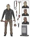 SNFHL Black Friday Part 3 3D Edition Jason Jason Deluxe Edition Figura, Kapitel 4 Jason Deluxe Edition