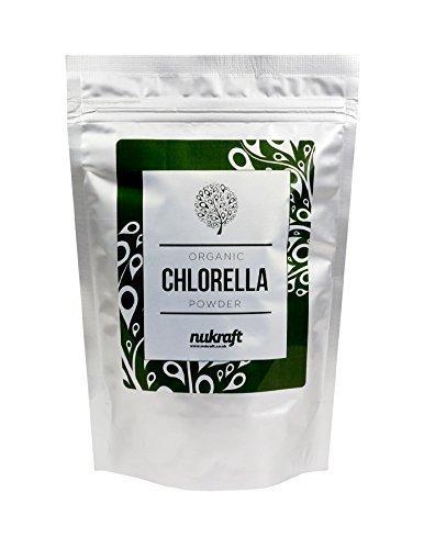 Chlorella Orgánica - Suplemento - 250g