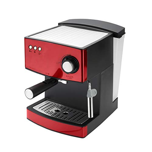 Adler AD 4404r Cafetera Expreso Automática