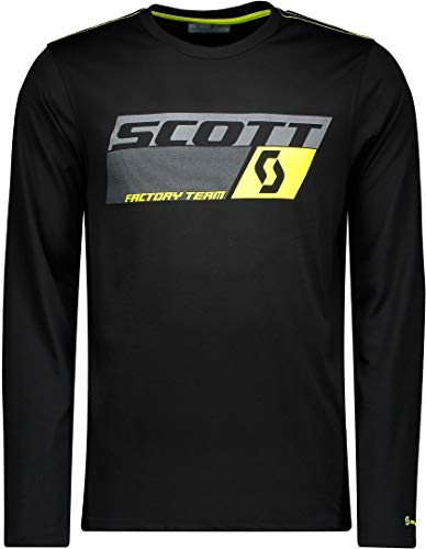 Scott 250429 XL Blck/Sul Yel