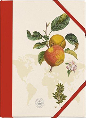 Kew Gardens Sammelmappe - Motiv Apfel