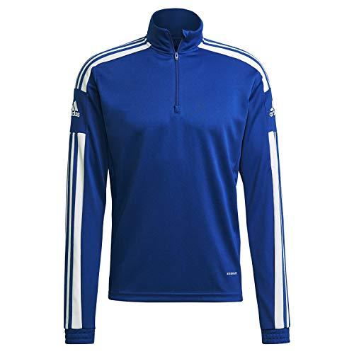 adidas GP6475 SQ21 TR Top Sweatshirt Mens Team Royal Blue/White XL