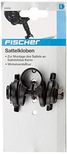 FISCHER Sattelkloben, schwarz, One Size