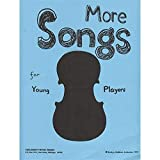 Avsharian, Evelyn - More Songs for Young Players: Beginner Book - Violin - Shar Music Publishing