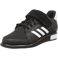 Adidas Power 3 Bb6363, Zapatillas de Deporte para Hombre, Negro (Core Black/Footwear White/Matte Gold 0), 44 2/3 EU
