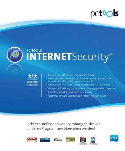 PC Tools Internet Security 2009 - 3 Benutzer