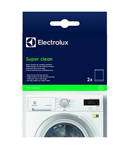 Electrolux 9029797264 Super-Clean Kit Entfetter und Reiniger für Waschmaschine