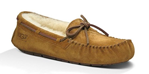 UGG Damen W DAKOTA Slipper, Braun (Chestnut), 39 EU
