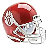 Schutt NCAA Mini Authentic XP Football Helmet, South Dakota Coyotes