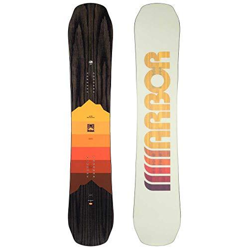 Arbor Shiloh Rocker Wide Snowboard 2021, 161MW