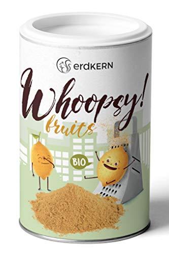 Whoopsy! Fruits - 75 g Bio - Zitronenpulver aus der ganzen Frucht-