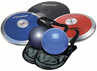 Stackhouse High School Boy's Throws Value Pack: Discus and Shot Put