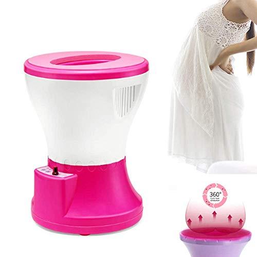 LHDQ Tragbares Vaginalspabad Vaginal Care Begasungsinstrument Sitzendes Begasungsinstrument Gynäkologische Reproduktive Gebärmutter Warmer Sitz