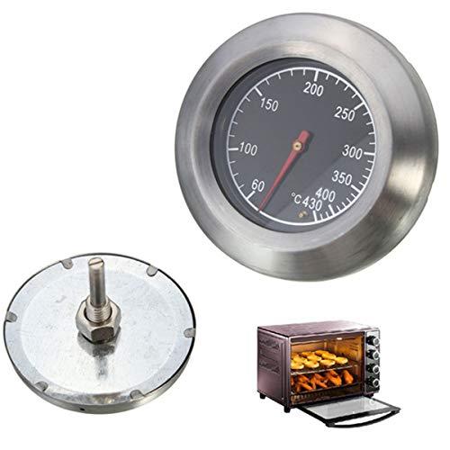 SunshineFace Termómetro para ahumar barbacoa, 60 – 430 ℃ grado asado barbacoa calibre de diámetro 3jg