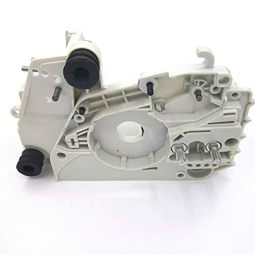 Crankcase Crank Case Motor Behuizing W Kettingspanner Adjuster Voor STIHL MS170 MS180 017 018 Kettingzagen Motoronderdelen