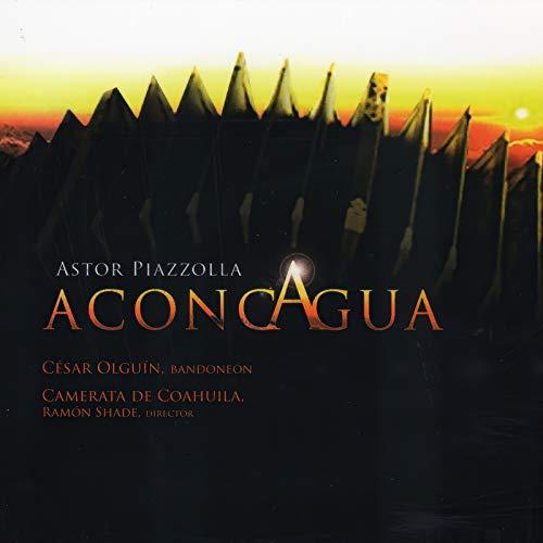 Aconcagua: Concierto para Bandoneón, Orquesta De Cuerdas Y