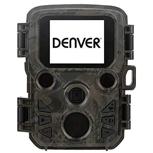 Denver Wildkamera WCS-5020 Wildkamera Wildkamera Mit 5 Megapixel CMOS-Sensor. 2 x Infrarot Nachtlicht Kleine Größe.