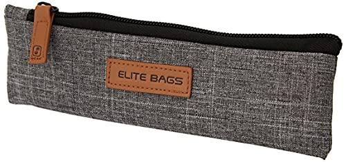 Estuche isotérmico, Elite Bags, Con cremallera, Para plumas de insulina, Mantiene la temperatura, Versátil, Diferentes usos, Estampado bitono