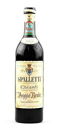 Wein 1964 Chianti Spalletti Rufina Poggio Reale