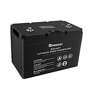 Renogy Li 12V 100Ah Smart Lithium Iron Phosphate Battery (B07YXL2TC7) | Amazon price tracker / tracking, Amazon price history charts, Amazon price watches, Amazon price drop alerts