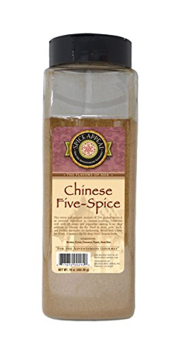 Spice Appeal Chinese Five-Spice, 16 Ounce