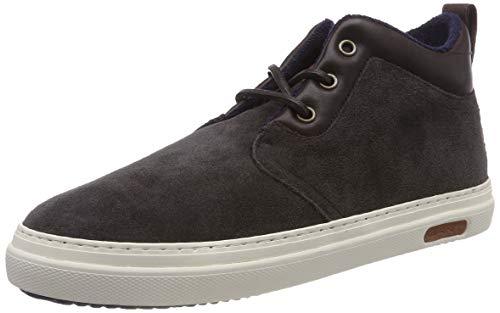 GANT Footwear Herren Marvel Hohe Sneaker, Braun (Espresso G464), 43 EU