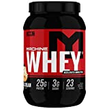 MTS Machine Whey Protein (2lbs, Peanut Butter Cookies & Cream)
