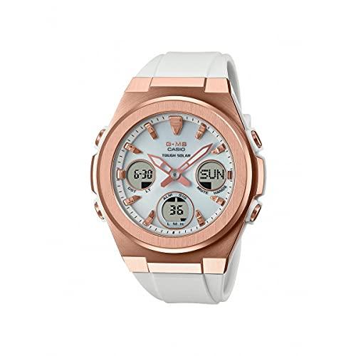 Reloj Casio MSG-S600G-7AER Cuarzo Digital Acero Mujer