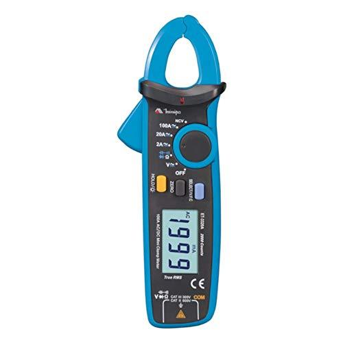 Alicate Amperímetro Digital ET-3320A Azul/Preto MINIPA