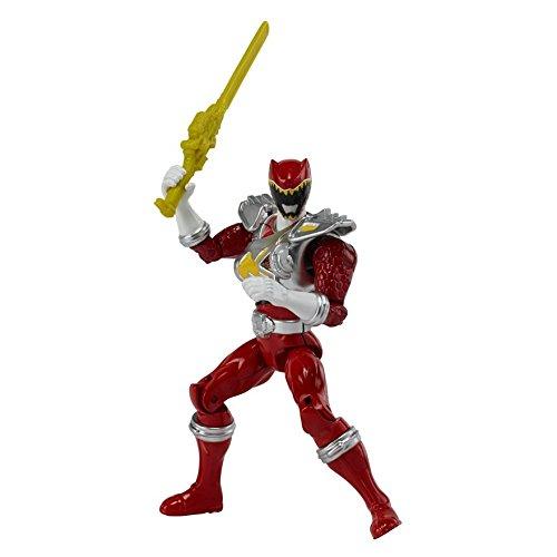 Power Rangers Dino–Carga–Rojo