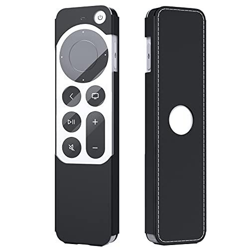 TiMOVO Funda Protectora Compatible con 2021 Apple TV 4K Siri Remote (2ª...