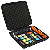 khanka Hard Travel Case Compatible with PreSonus ATOM Production and Performance Pad Controller